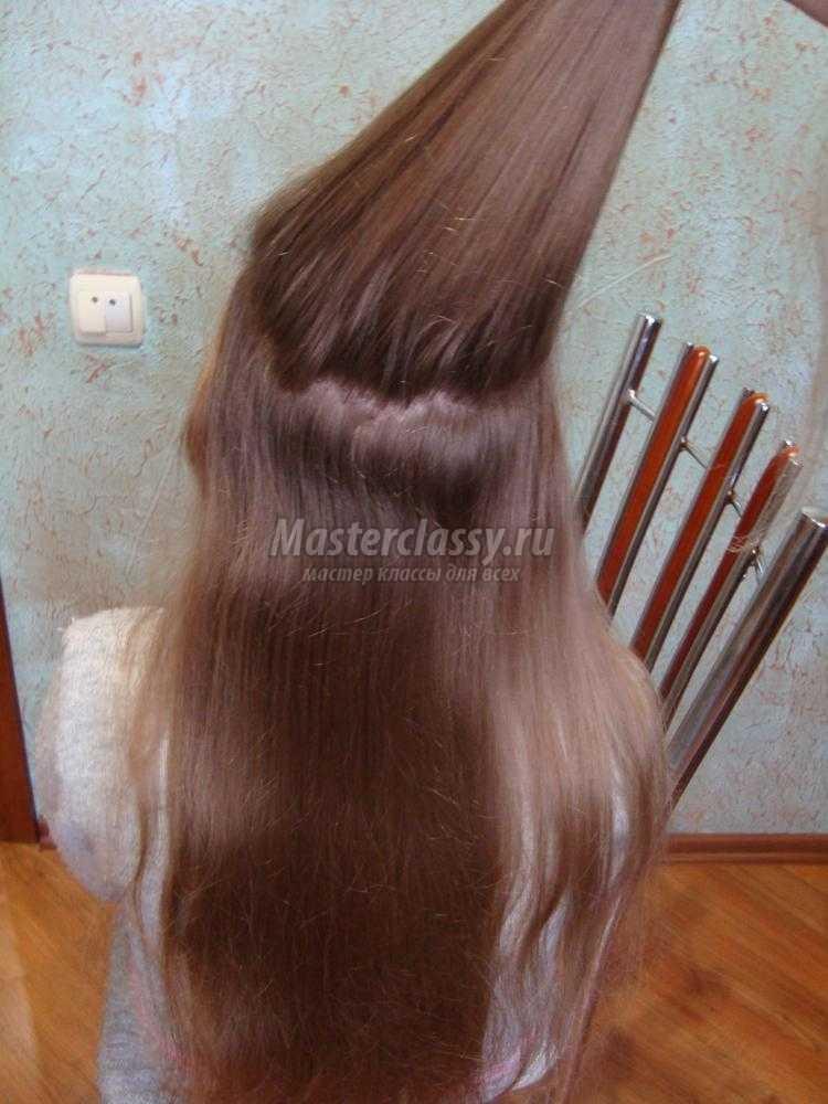 Прически для девочек.плетение кос 15