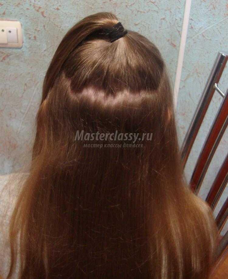 Прически для девочек.плетение кос 2