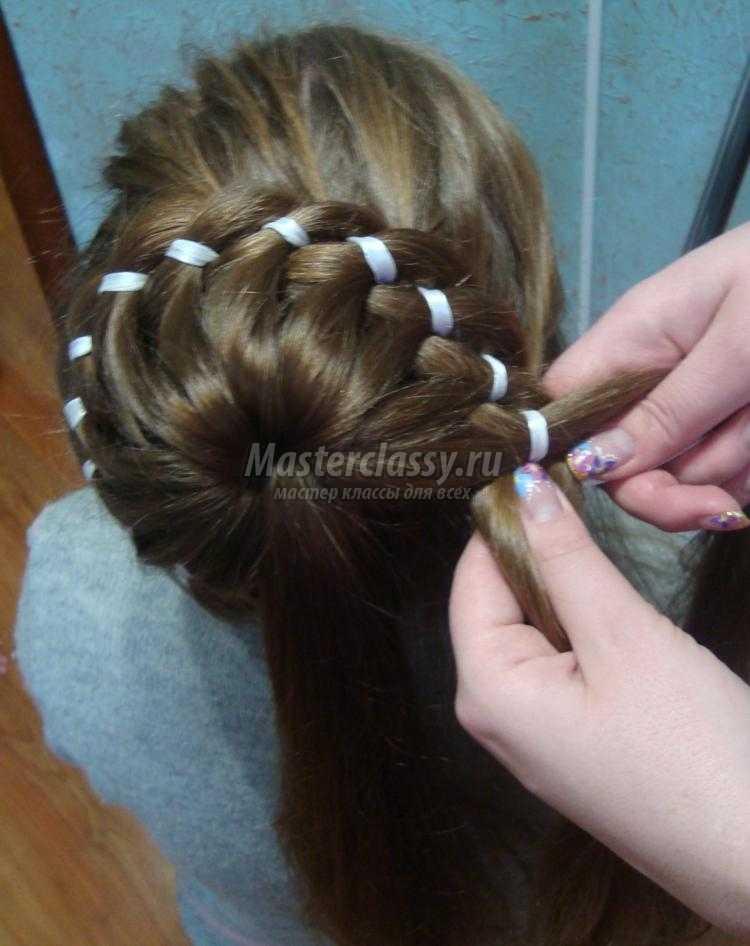 Прически для девочек.плетение кос 26