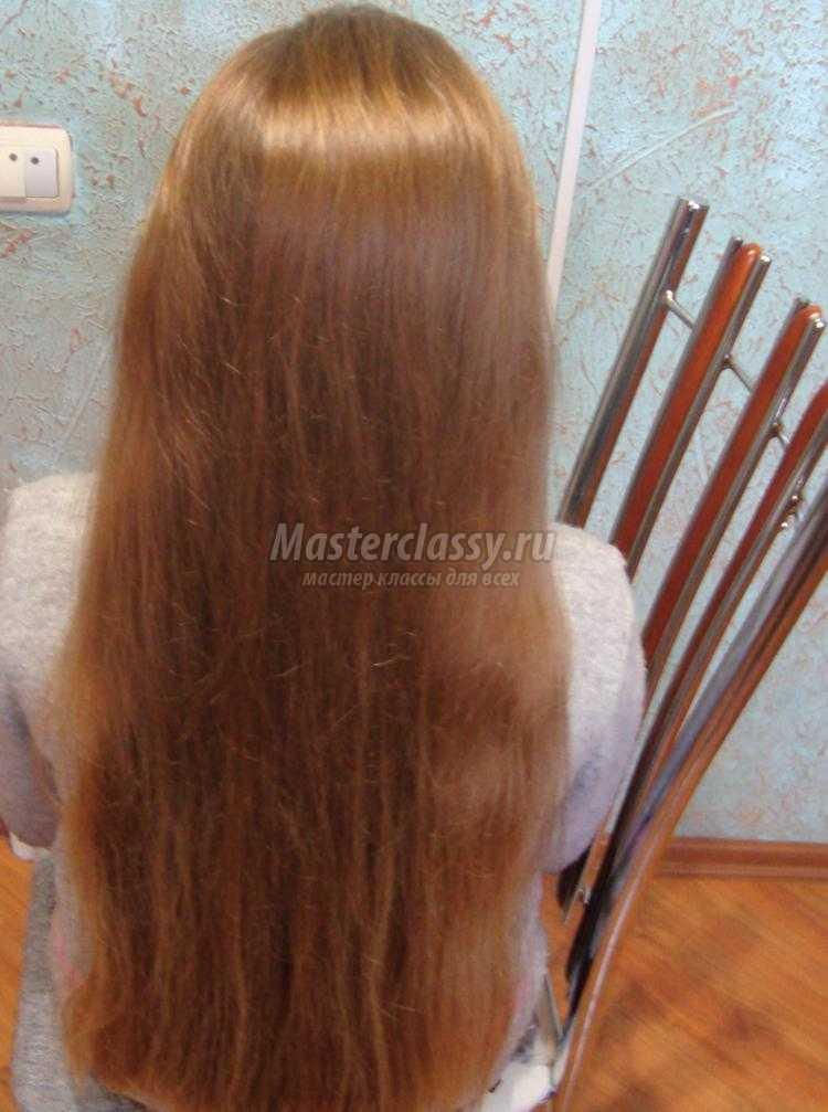 Прически для девочек.плетение кос 24