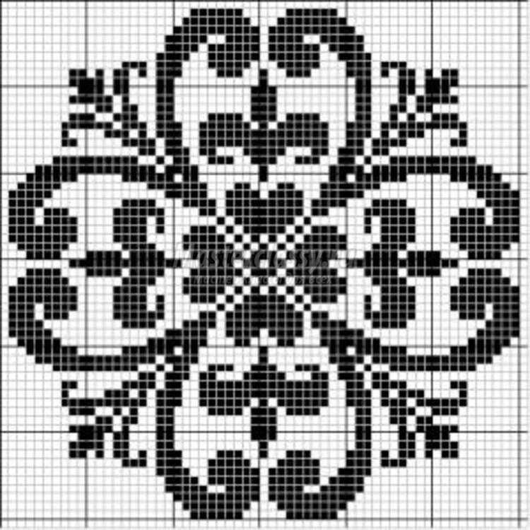 Схемы вышивки крестом бесплатно 10