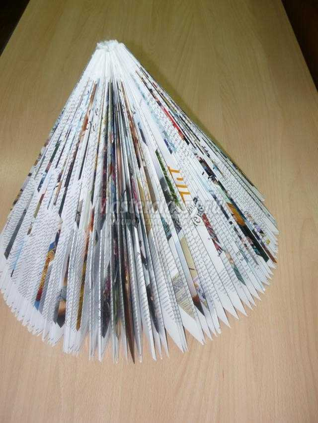 елка из журнала своими руками