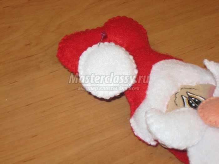 Украшение Дед Мороз