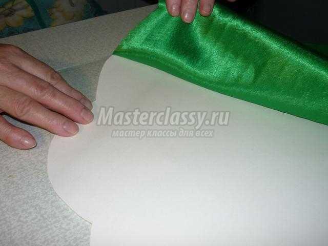 выжигание по ткани салфетка. Новогоднее чудо