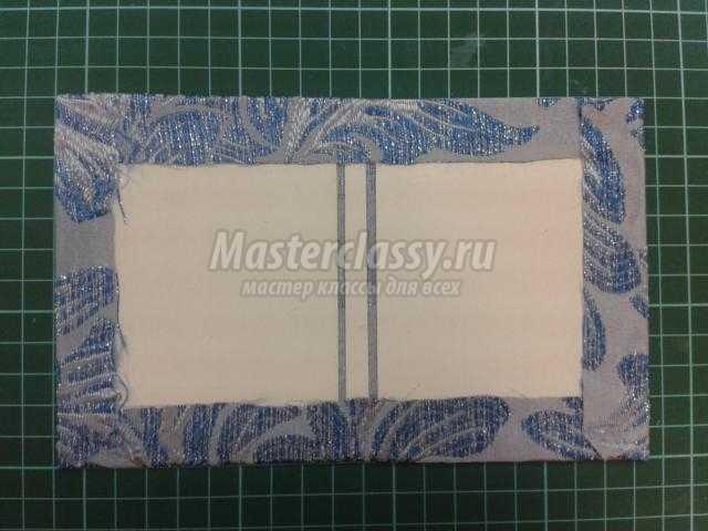 подарочный новогодний блокнотик своими руками
