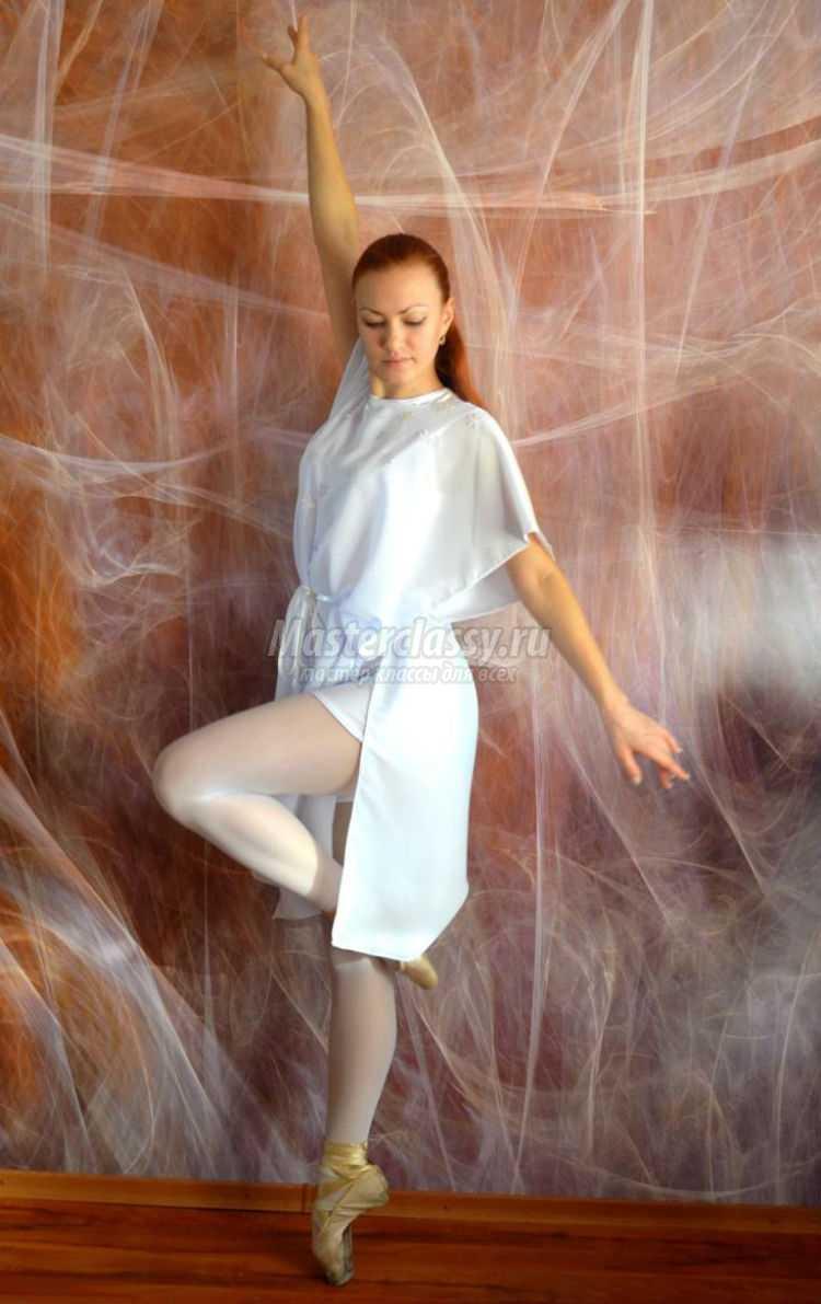 Карнавальный костюм «Снежинка» своими руками. Мастер ... - photo#13