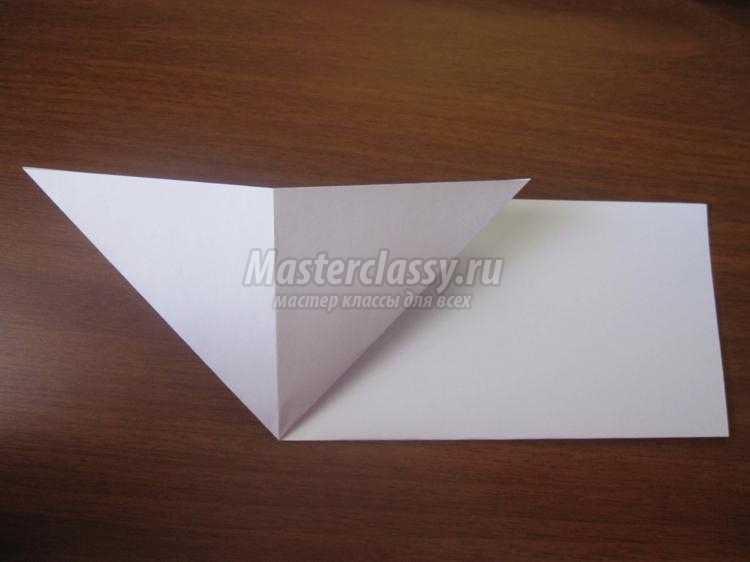 оригами конверт для денег. Барашек