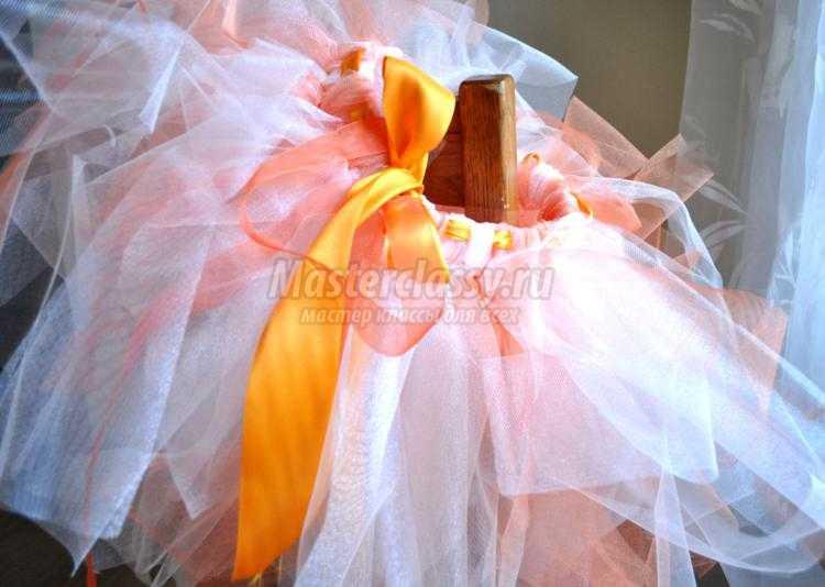юбка-пачка для девочки своими руками