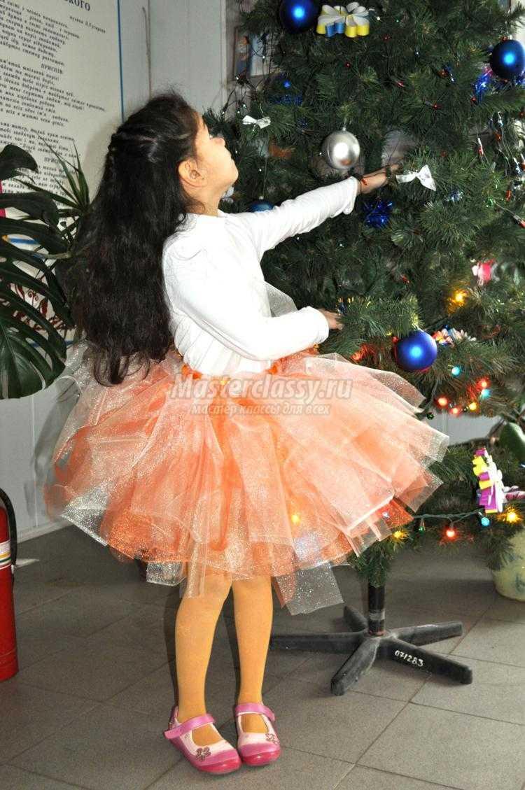 Как сшить юбку для девочки: пошаговые мастер-классы с фото 43