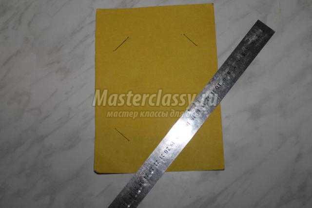 фоторамка из бумаги в подарок папе к 23 февраля