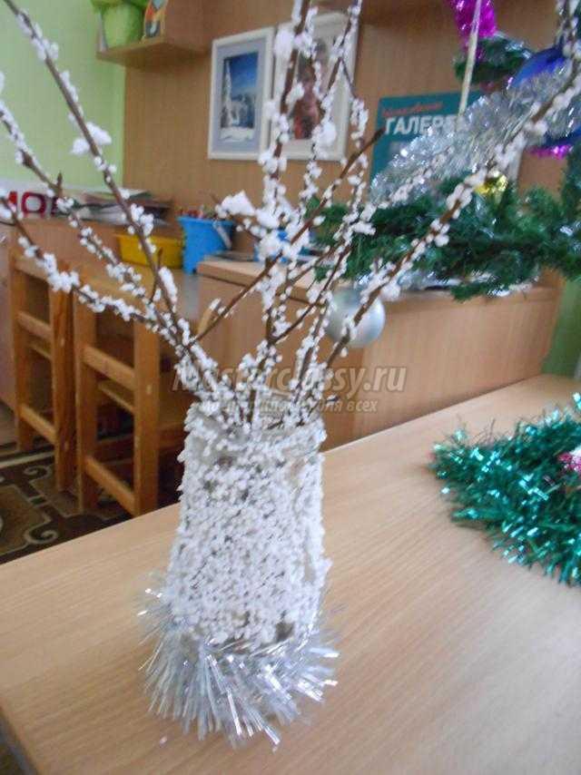 выставка поделок в детском саду к Новому году