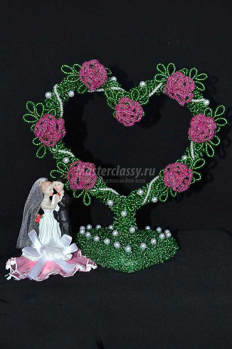 1425127893_38-001_750x1125 Дерево любви из бисера своими руками (в форме сердца)!