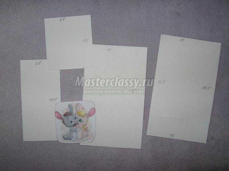 поздравительные открытки в стиле шебби-шик