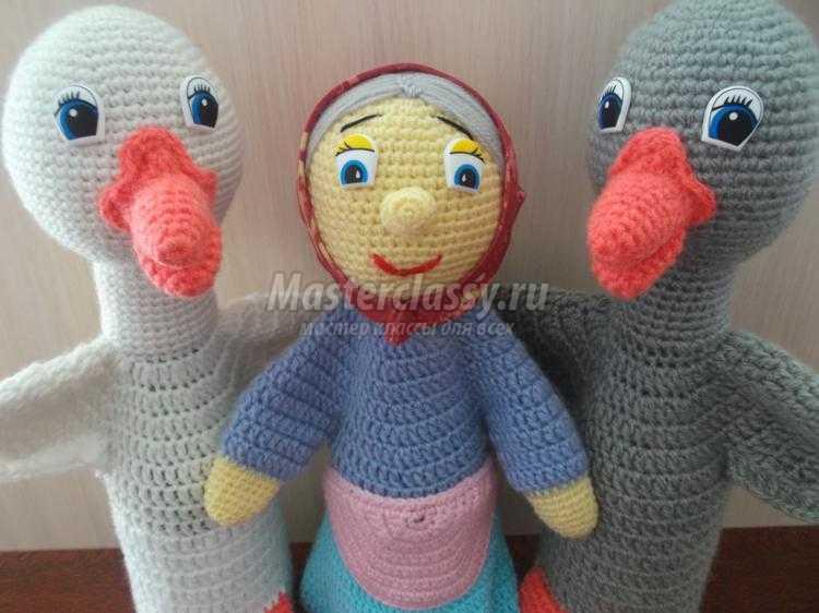 Мастер классы по перчаточным куклам