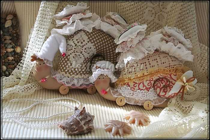 Тильда на подушках мастер-класс