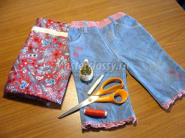 шитье для начинающих для детей