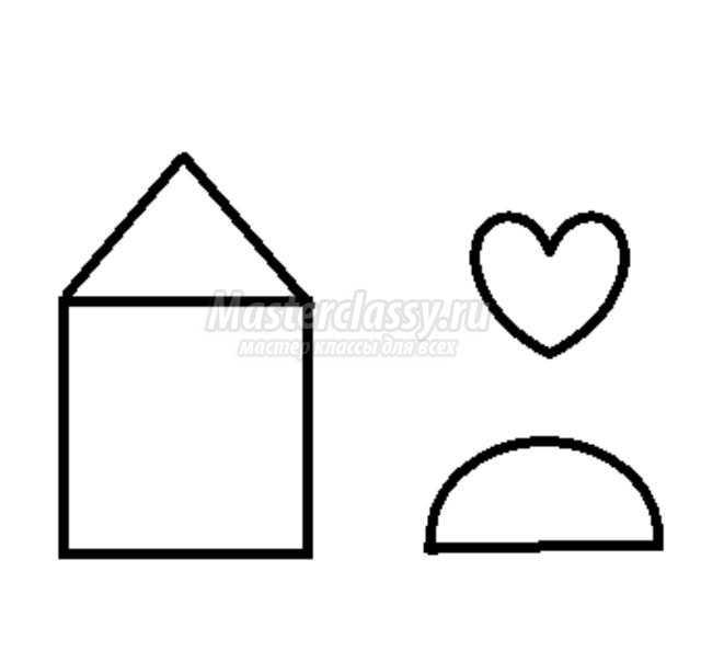 декупаж. Пасхальный домик из коробки