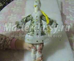 Кукла Тильда своими руками. Мастер-класс с пошаговыми фото