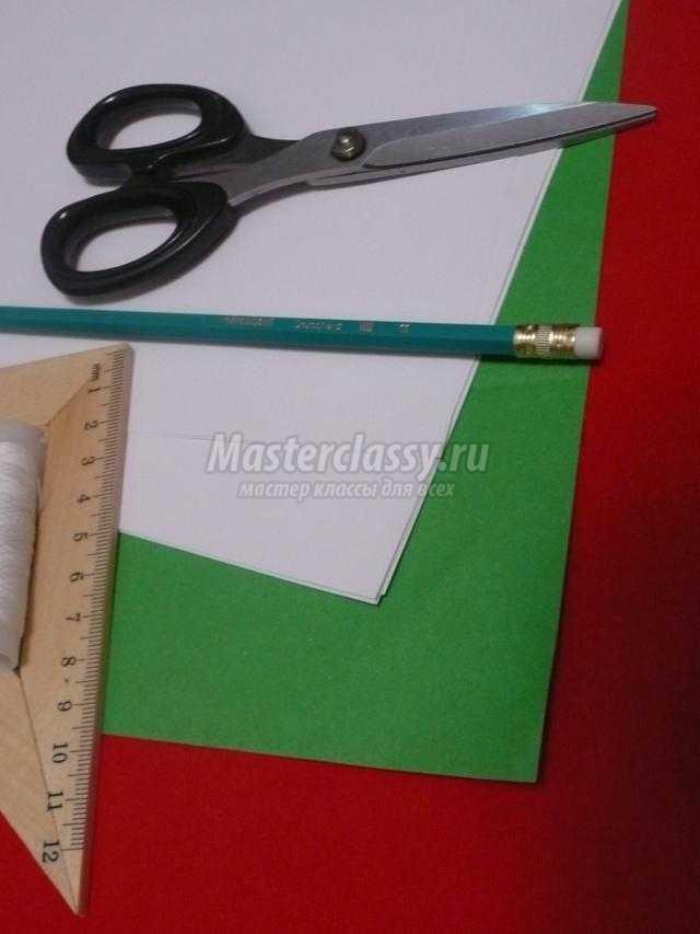 лилия в технике оригами своими руками