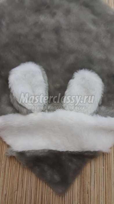 «Подушка-Мышка». Мастер-класс с пошаговыми  фото