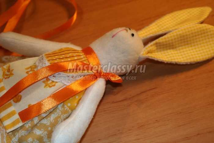 Пасхальный кролик Тильда