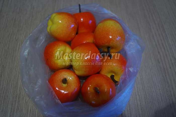 Топиарий яблонька