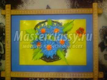 Весенняя корзина с цветами: пошаговый мастер-класс с фото
