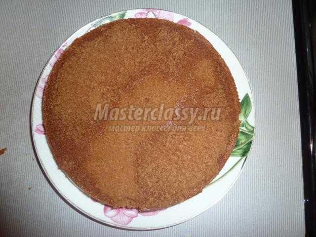 нежнейший фруктово-сметанный торт