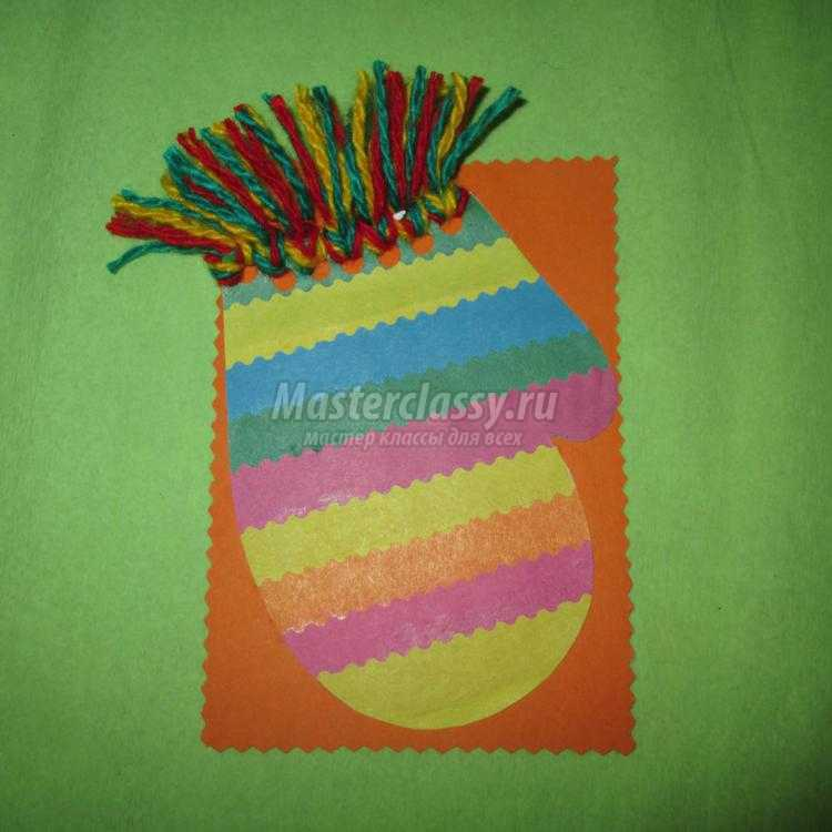 идеи новогодних открыток с детьми
