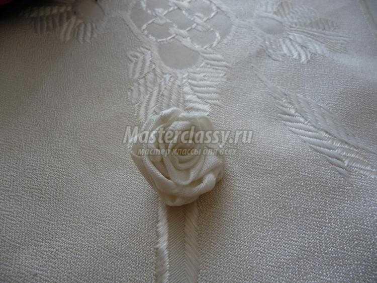 вышивка нитками пасхального яйца