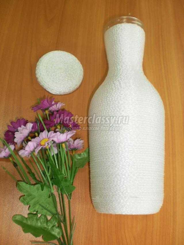 ваза своими руками в подарок учителю