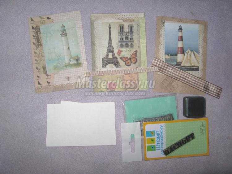 Обложка на паспорт из скрапбукинга: мастер класс по изготовлению
