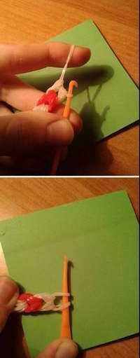 Уроки плетения из резиночек: пошагово с фото
