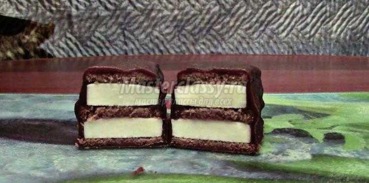 пирожные Киндер Пингви