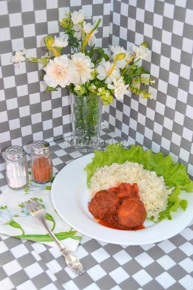 овощные шарики в томатном соусе. Алу кофта