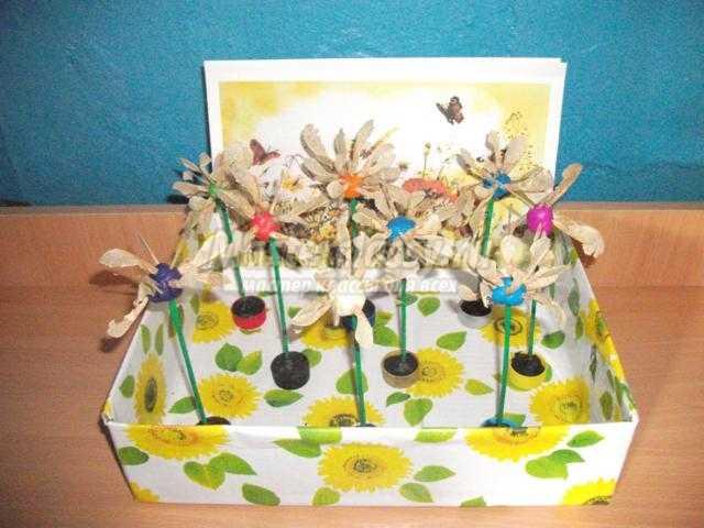 Картинки для детей цветочная полянка 6