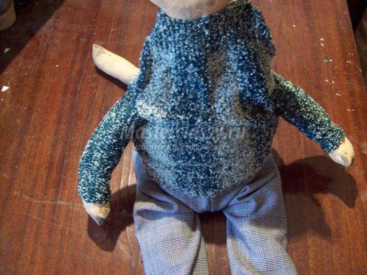 Грунтованная кукла выкройка фото 488