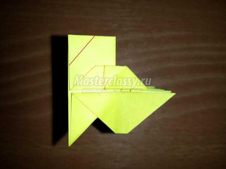 динамичные модели оригами. Метаморфоза