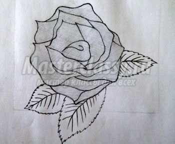 Как нарисовать розу? Пошаговый мастер-класс