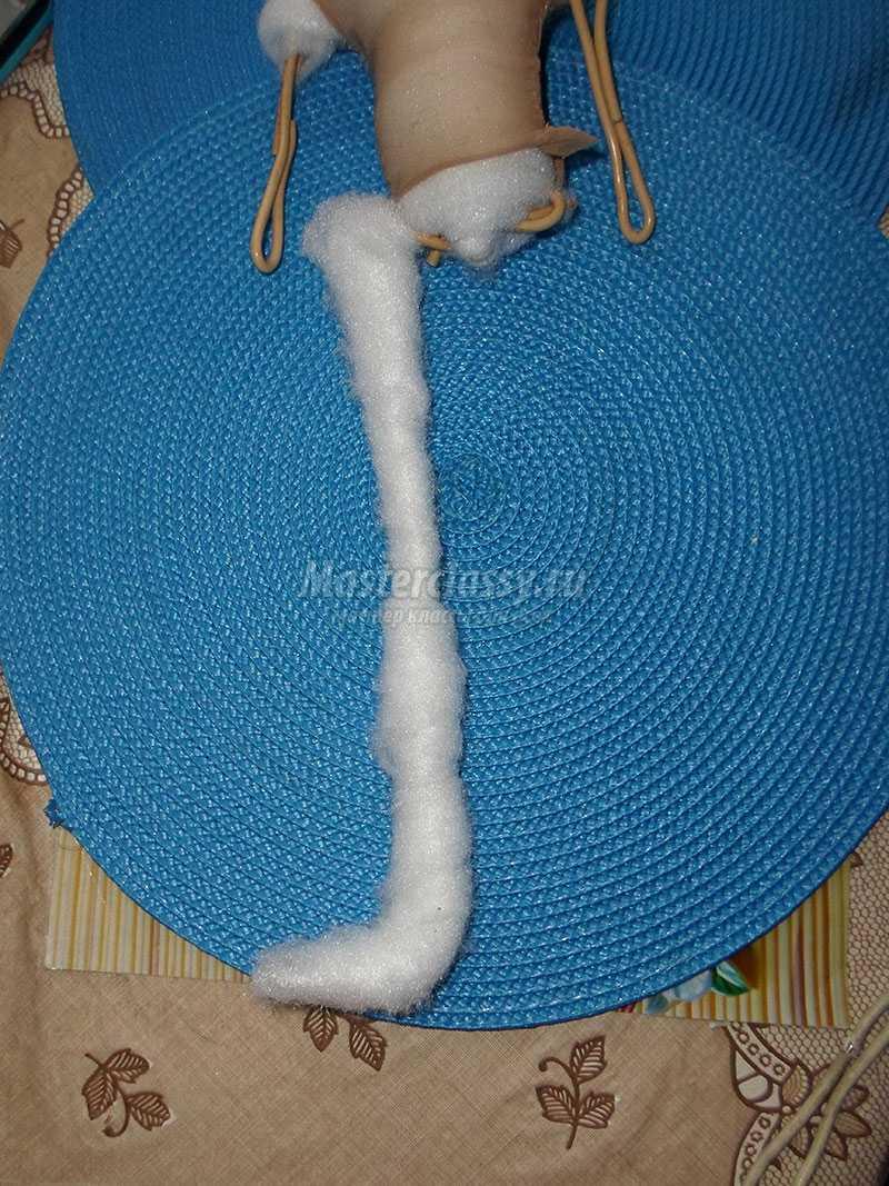 текстильная игрушка мастер-класс