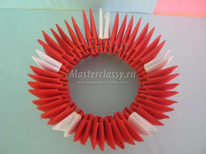 1440568839_2-2 Модульное оригами павлин мастер-класс — HandMade