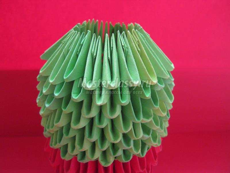 как сделать лягушку из бумаги оригами