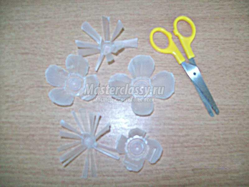 поделки из бросового материала