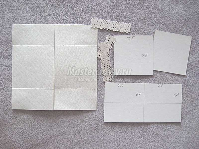 свадебные открытки в стиле скрапбукинг