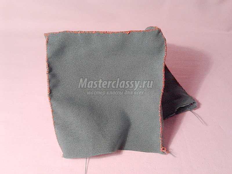 сшить мешочки из ткани