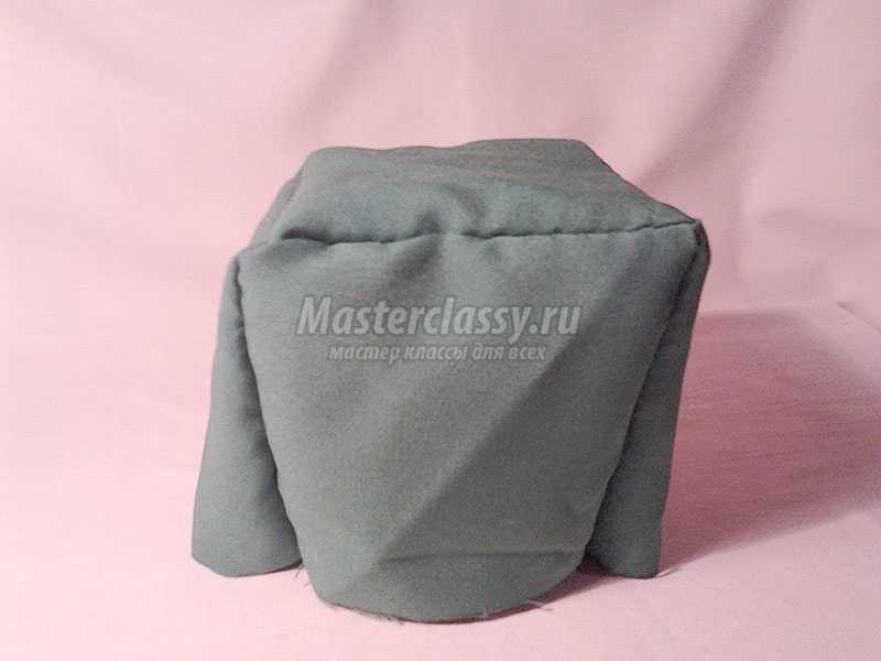 мешочки из ткани своими руками