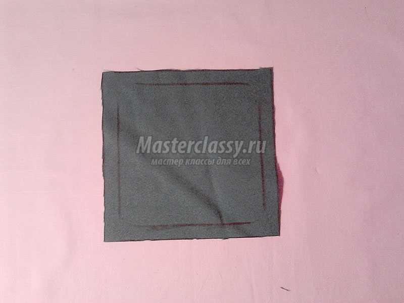 мешочки из ткани