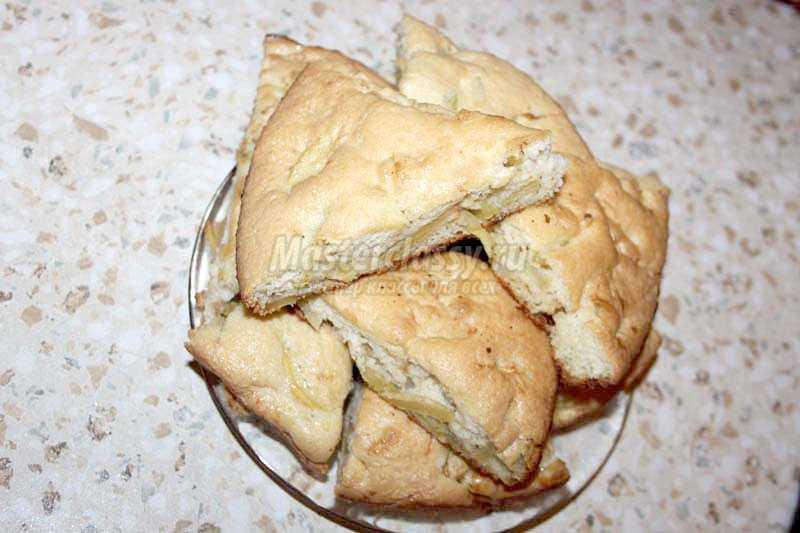 пирог шарлотка с яблоками рецепт
