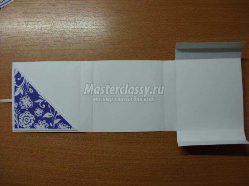 шоколадницы из бумаги