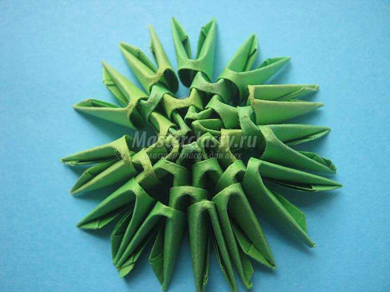 модульное оригами рамка для фото